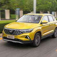 El Jetta VS5 es el SEAT Ateca que por 11.000 euros quiere conquistar a quienes se compran un coche por primera vez en China