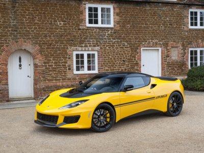 Lotus Evora Sport 410: 10 CV extra y 70 kilos menos