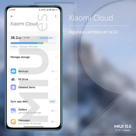 Cloud Miui 13