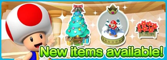 Super Mario Run Navidad