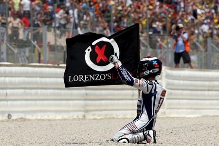 Lorenzo Lorenzo S Land Motogp 2010