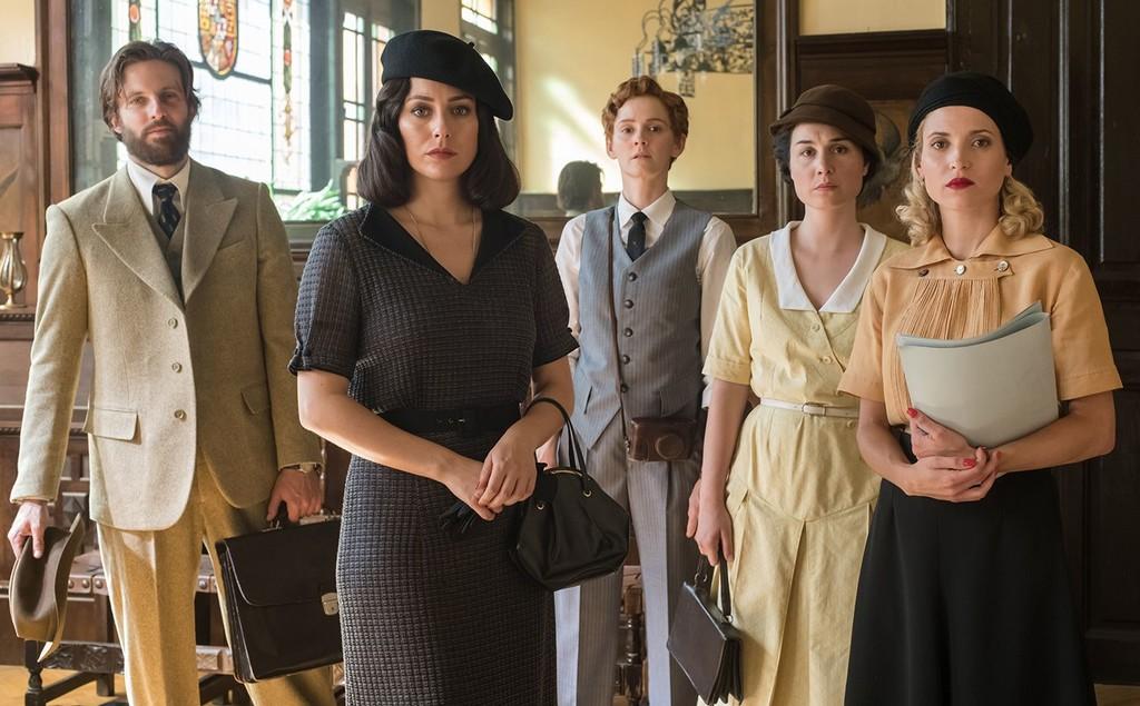 'Las chicas del cable': la temporada 5 de la serie de Netflix estira el chicle con las aventuras de las telefonistas en la Guerra Civil