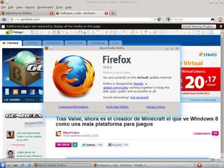 Slackware 14 Firefox