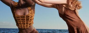 La nueva colección de Zara desvela algo que ya sabíamos: el corset es el nuevo cropped top (se avecina tendencia viral)
