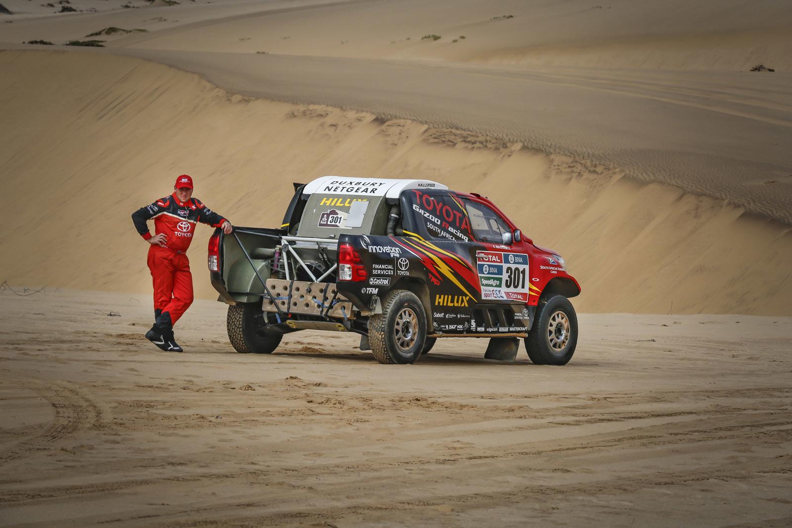 Foto de Toyota Hilux 2016 Namibia (29/74)