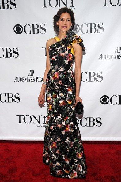 Todas las asistentes a los Tony Awards 2010: Jessica Hecht