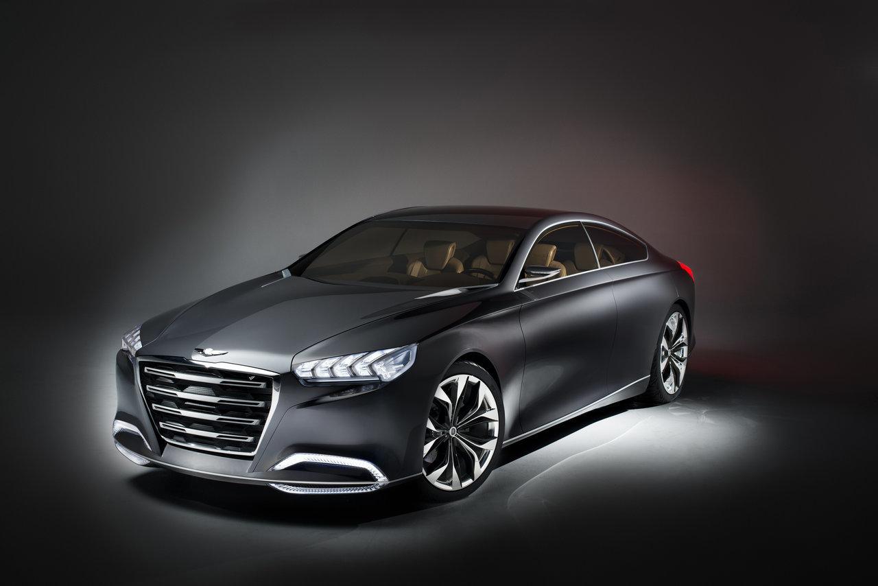 Foto de Hyundai HCD-14 Genesis Concept (5/15)
