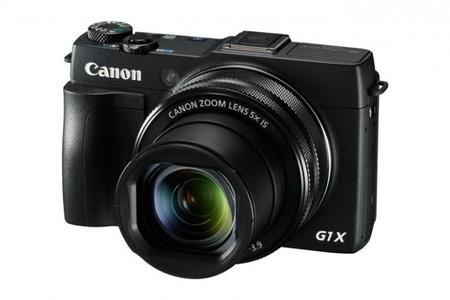 Canon PowerShot G1 X Mark II, toda la información acerca de la compacta de alta gama