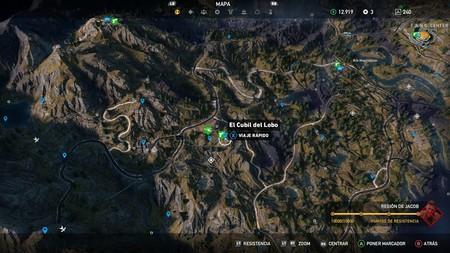 Guía de Far Cry 5 con la localización de todos los