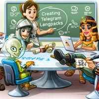 Telegram para Android llega a la versión 5.0 con más traducciones, un nuevo diseño y más novedades