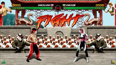 Un aperitivo del Mortal Kombat HD que nunca fue