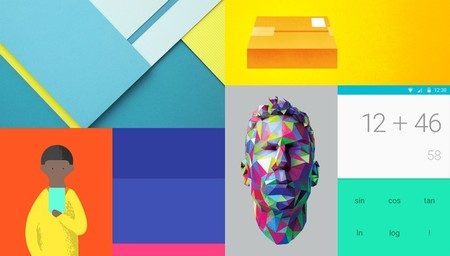 Colores de Material Design