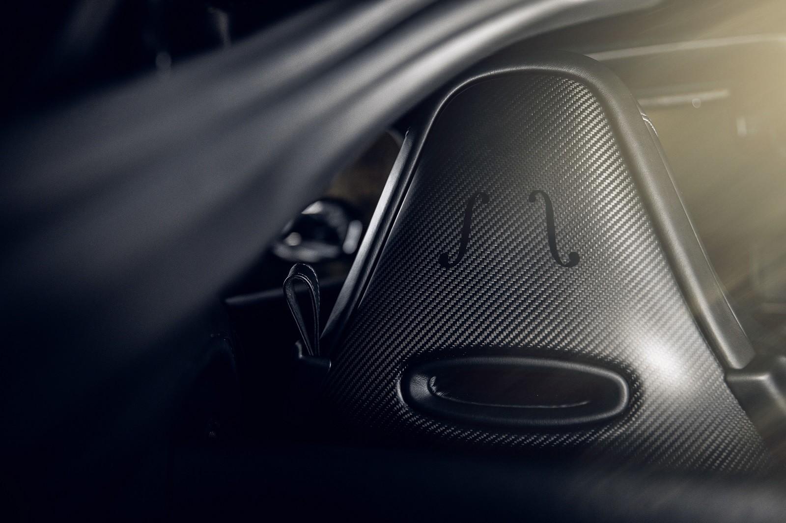 Foto de Aston Martin Vantage y DBS Superleggera 007 Edition (27/39)