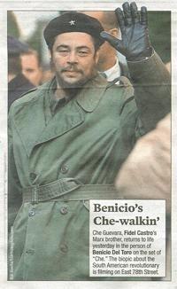 'Benicio' Che Guevara