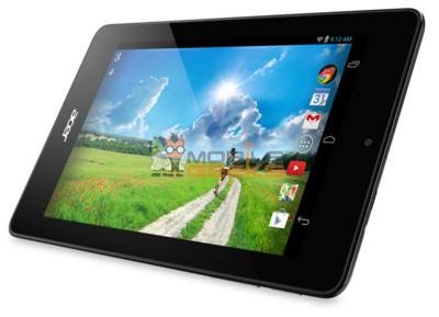 Acer Iconia B1-730 HD, ahora con hardware Intel y mayor resolución