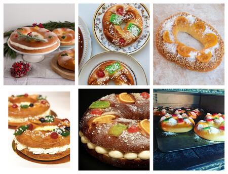 Dónde comprar los mejores roscones de Reyes de toda España