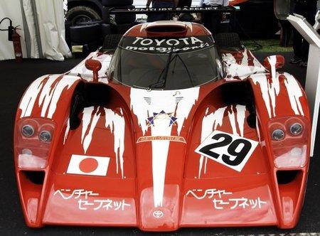 Toyota GT-One, nacido para Le Mans