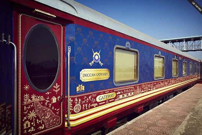 The Deccan Odyssey Tren De Lujo