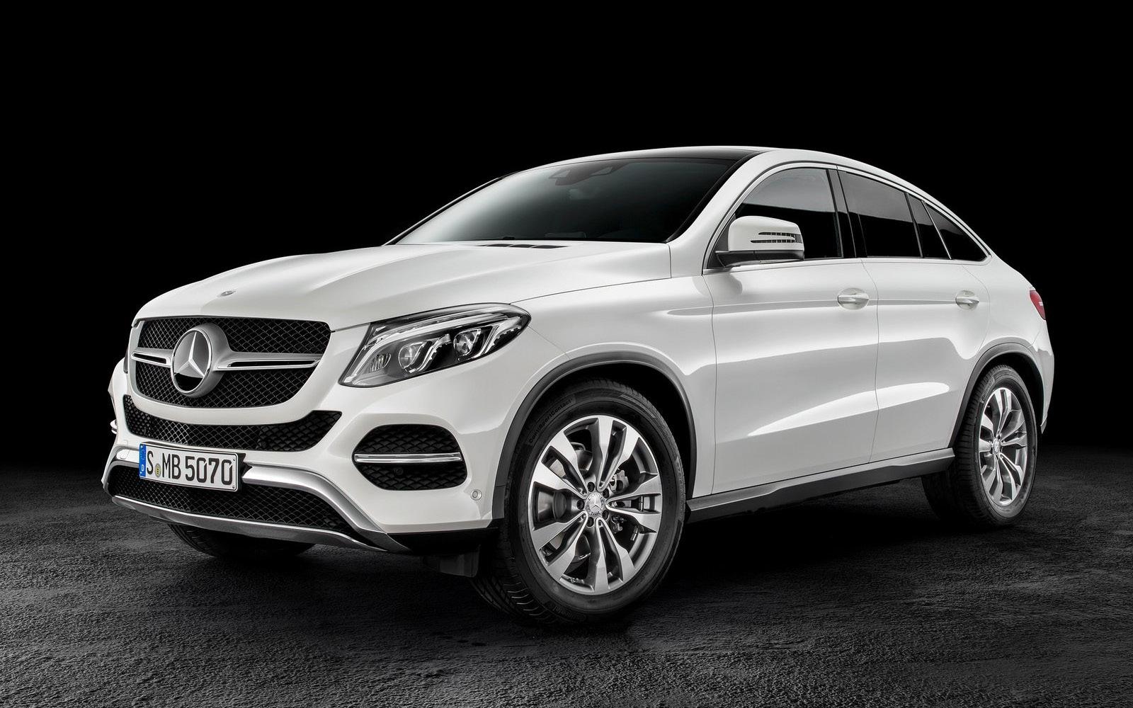 Foto de Mercedes-Benz GLE Coupé (25/31)