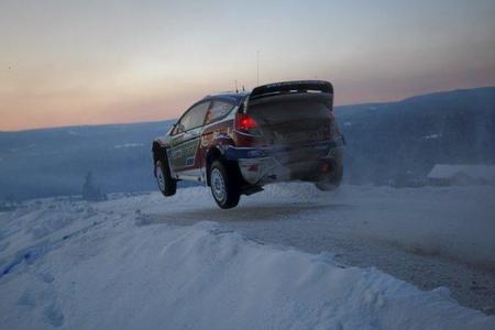 Rally de Suecia 2011: Mikko Hirvonen más cerca de ganar la primera de la temporada