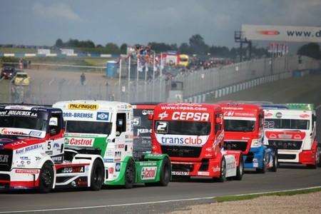 Las mejores imágenes del Europeo de Camiones