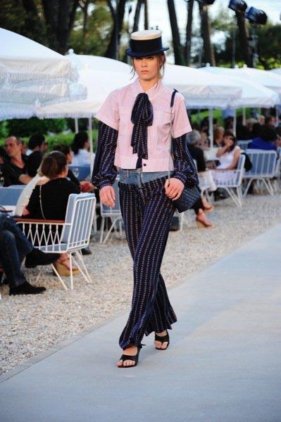 Colección Chanel Crucero 2012 masculino