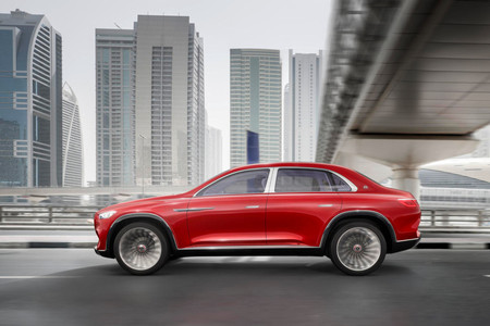 Mercedes Maybach Ultimate Luxury Concept 3