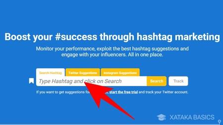 Busca Hashtag