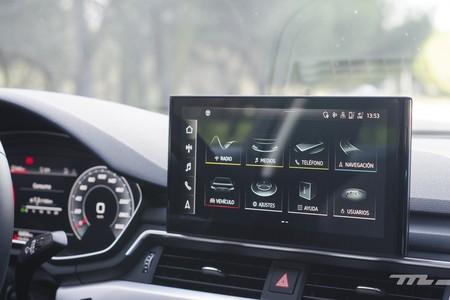 Audi A4 2020 Prueba 009