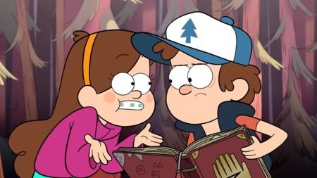 Dipper Y Mabel