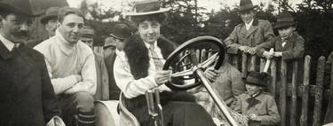 Ella es Mercedes, la niña que hace 120 años le puso nombre a Mercedes-Benz