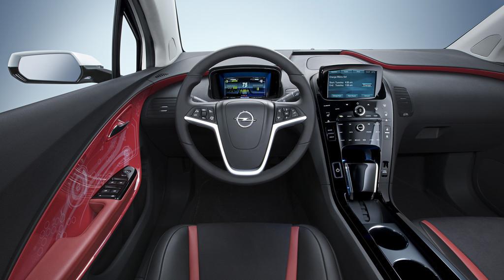 Foto de Opel Ampera (prototipo) (14/20)