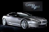 Aston Martin DBS, fotos oficiales
