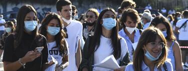 Récord de universitarios: así huye una generación de la precariedad por la vía de los estudios superiores