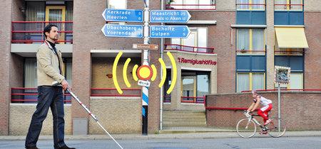 La Unión Europea apoya un estándar de código abierto que ayudará a los ciegos a moverse por las ciudades