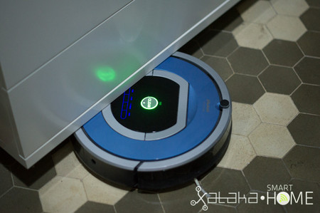 Roomba 790 vs Hom Bot Square - 12