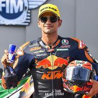 Jorge Martín ha dado positivo por coronavirus y se perderá el Gran Premio de San Marino de Moto2