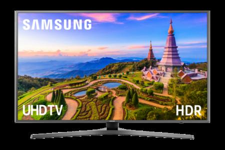 ¿Sin tele para ver el Mundial? Samsung UE49MU6120 de 49 pulgadas, con resolución 4K, por sólo 449 euros
