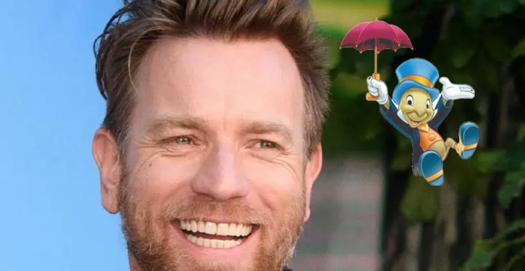 Ewan McGregor takes to the 'Pinocchio' Guillermo del Toro: the new version for Netflix has found its Pepito Grillo