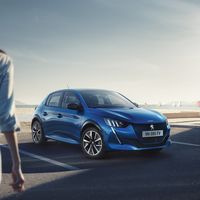 Peugeot e-208, un nuevo coche eléctrico con aspecto de coche tradicional y 340 km de autonomía
