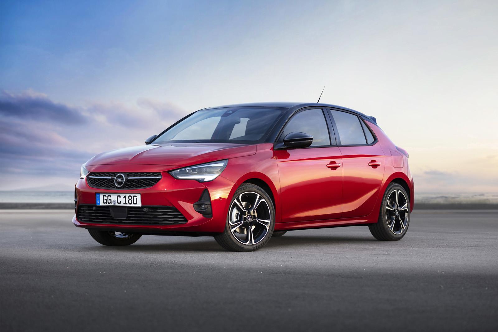 Foto de Opel Corsa 2019 (presentación estática) (8/46)