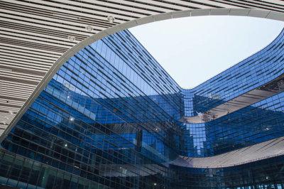 Echa un vistazo a la nueva casa de Samsung en Silicon Valley