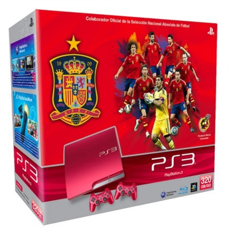 PS3 Selección Española de Fútbol