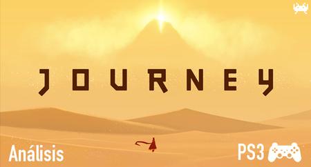 Análisis de Journey, la pequeña gran obra maestra de Thatgamecompany