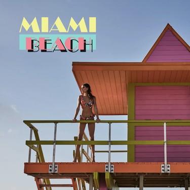 Revive el Miami de los 80 con la nueva colección de bikinis de Sfera (es posible que los quieras todos)