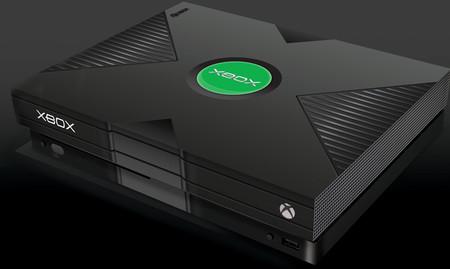 Esta skin  convierte tu Xbox One X en la mítica Xbox original