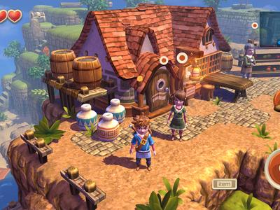 El impresionante Oceanhorn ya está aquí, el mejor juego inspirado en Zelda llega a Android