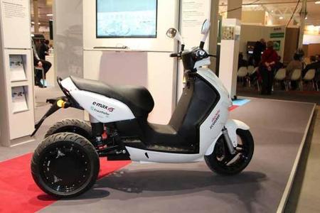 Las motos de tres ruedas ofrecen mayor seguridad que las de dos