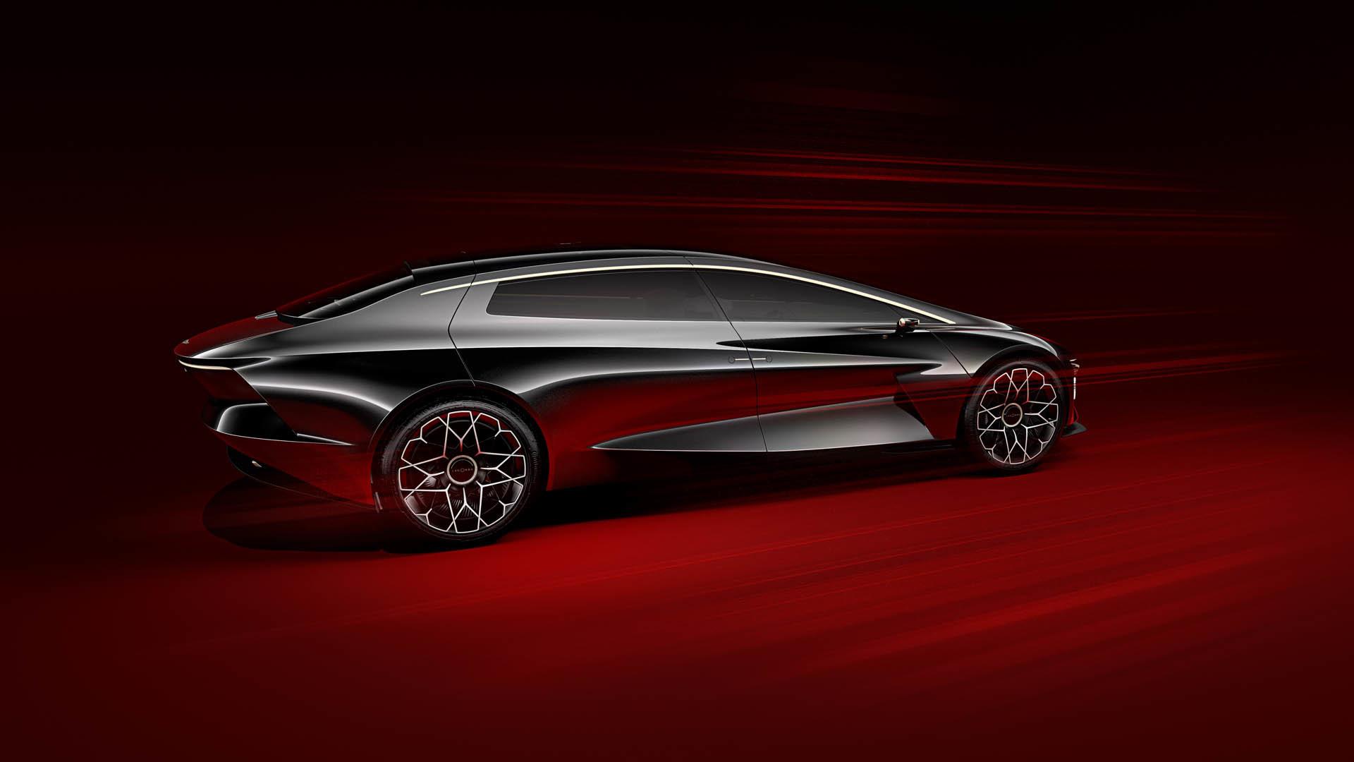 Foto de Aston Martin Lagonda Vision Concept (7/22)
