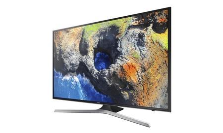Con el código melaquedo, en TuImeiLibre, la Samsung UE49MU6120 de 49 pulgadas 4K, más barata todavía, ahora por 425 euros